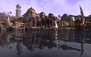 The elder scrolls online sentinel docks