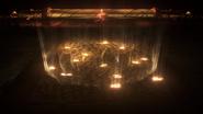 Elder Scroll Glowing