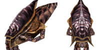 Devil Cephalopod Helm