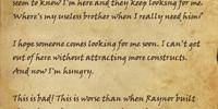 Kireth's Journal, Page 25