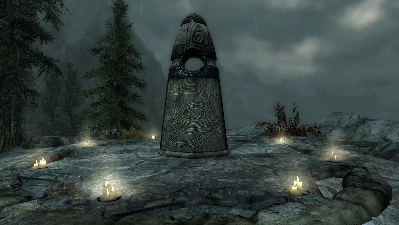 The Ritual Stone (Skyrim) - The Elder Scrolls Wiki