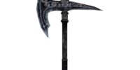 Ebony War Axe (Skyrim)