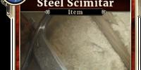 Steel Scimitar