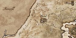 Colovian Highlands MapLocation