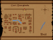 Cori Darglade Full Map
