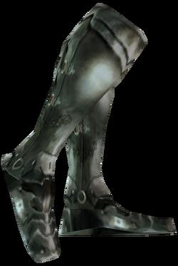 Adamantium Boots (Tribunal)