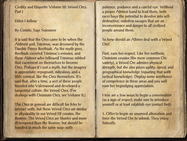 File:Civility and Etiquette Volume III - The Wood Orcs, Part I.png
