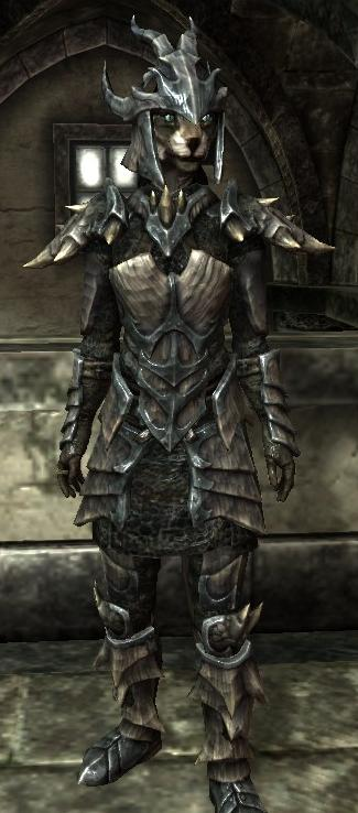 Dragonscale Armor | Elder Scrolls | FANDOM powered by Wikia