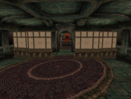 Mournhold Royal Palace Helseth's Chambers Interior