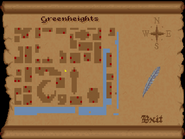 Greenheights full map
