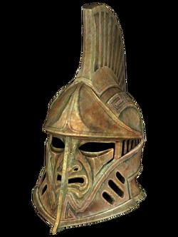 Dwarven Helmet SK2