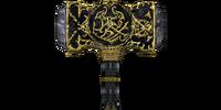 Ebony Warhammer (Oblivion)
