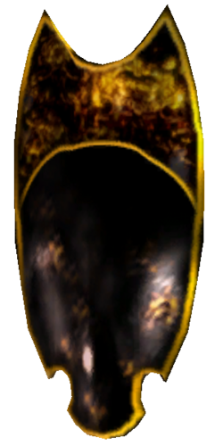Ebony Tower Shield MW