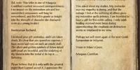 Cantillon's Correspondence