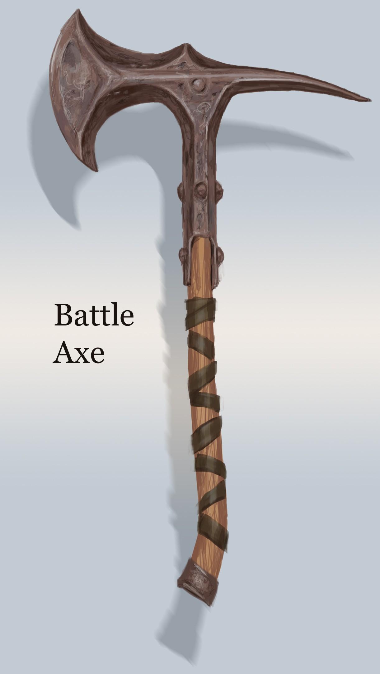 Fichier:Iron Battleaxe.jpg