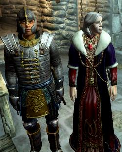 Uriel Septim VII and Glenroy