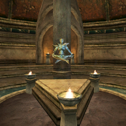 Vivec in Palace