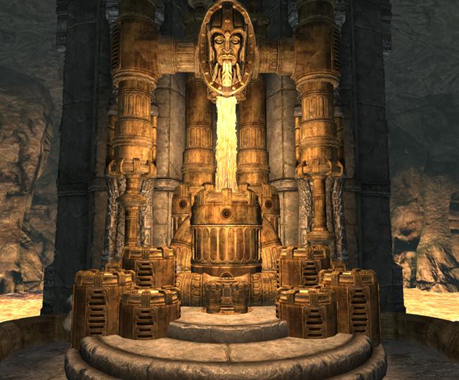 Aetherium Forge Elder Scrolls Fandom Powered By Wikia