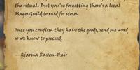 Gjarma's Orders: Yngold