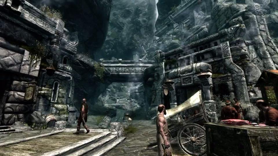 Moving Desktop Wallpapers: Warcraft and Skyrim, Pack 1 ...