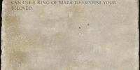Shrine of Mara (Online)
