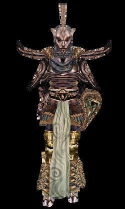 Her Hand's Armor Set (Tribunal)