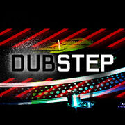 Dubstep genre artwork for iTunes