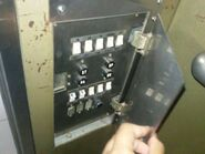 90s LG COP maintenance switches