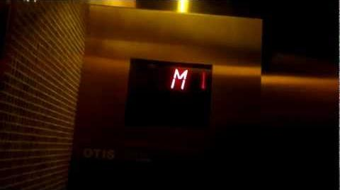 "State Tower, Bangkok Otis Elevonic 411 Traction ""E"" Elevators"