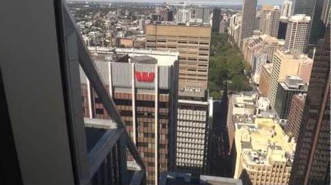 TX20 Otis SKYWAY High-rise High-speed Traction Elevators @ Deutsche Bank Place, Sydney-0
