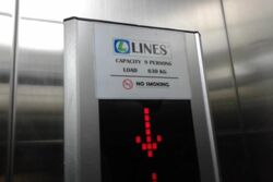 LINES label