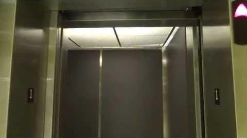 Video Rare Schindler 321a Hydraulic Elevator Macy S Home Furniture Carle Place Ny