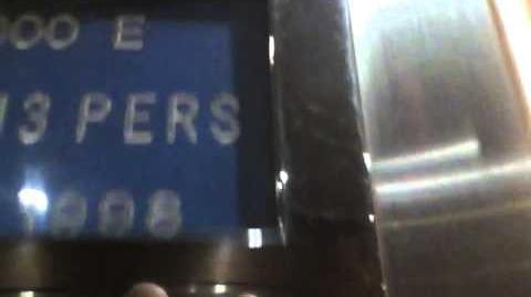 Otis 2000 E elevator (video crazyliftlady