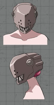 elfen lied helmet lucy - photo #44