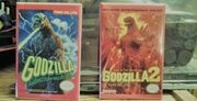 Godzilla NES Fridge Magnets