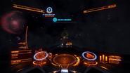 Unknown Ship departure