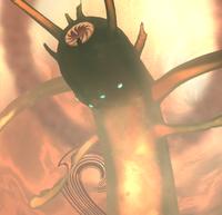 Fire Nephilim render