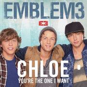 Emblem3 - chloe cover