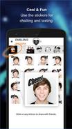 Emblem3 app screenshot 2