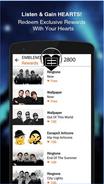 Emblem3 app screenshot 5