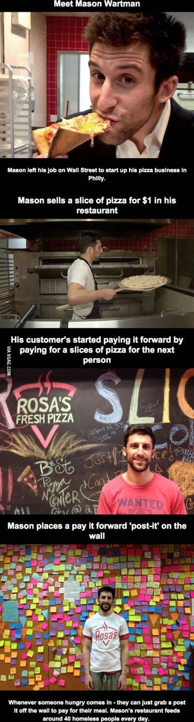 Pizzeria Mason Wartman