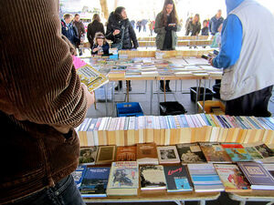 Selling books
