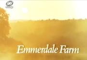Emmerdale farm opening titles 1983