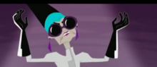 Yzma going mentally crazy