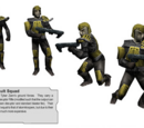 Mercenary Assault Squad