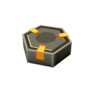 Mobile landmine