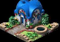 Small Greek House
