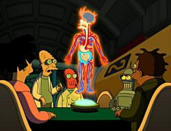 Futurama 304 - Parasites Lost