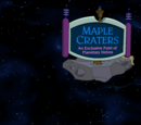 Maple Craters