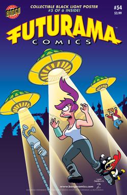 Futurama-54-Cover